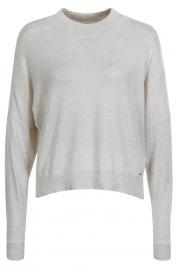 Dámské tričko na spaní QS6275E-WFU béžová - Calvin Klein