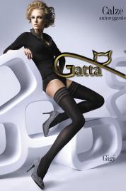 Samodržící punčochy Gigi 01 - Gatta