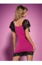 Košilka Idillia chemise - Obsessive