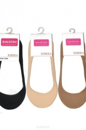 Ponožky do balerin BALETKI - Rebeka