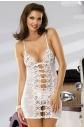 Košieľka Obsessive Bride chemise