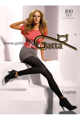 Leginy Leggings 100 den - Gatta