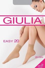 Dámské ponožky EASY 20 - 2 ks - GIULIA