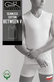 Pánské tílko Between V Seamless Cotton 2411S - Gatta