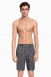 Pánské pyžamové šortky NM1514E-8HJ černá - Calvin Klein