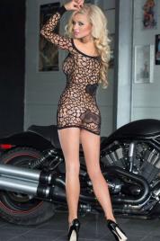 Dámské sexy šaty Sweetheart 6021 - SoftLine