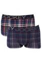 Pánské boxerky 2-pack 181616H -Jockey