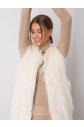 Dámská vesta z umělé kožešiny 3501 - FPrice