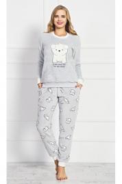 Dámské pyžamo dlouhé Štěně - Vienetta