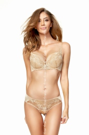 Biustonosz push-up Kinga PU-647 Glow I