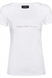 Dámské tričko 163377 1P223 00010 - Emporio Armani