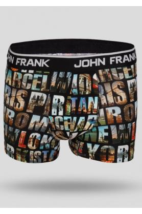 Pánské boxerky JFB103 - John Frank