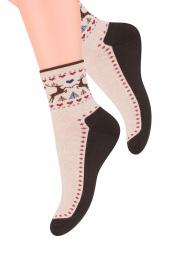 Dámské ponožky froté 123 - Steven