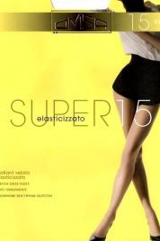Punčochové kalhoty Super 15 - Omsa