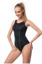 Dámské jednodílné sportovní plavky 3000 - 001 - Moraj