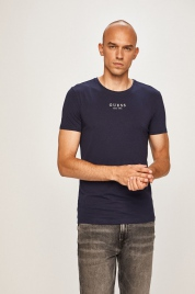 Pánské tričko 2 psc U94G00JR00-ST83 modrošedá - Guess