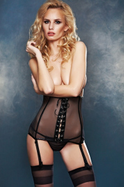 Dámský erotický polokorzet Bailey - 7 Heaven