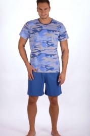 Pánské pyžamo šortky Army - Gazzaz