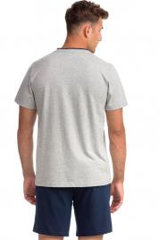 Pohodlné dvoudílné pánské pyžamo 14750 Vamp