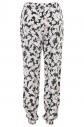 Dámské kalhoty QS6027E-CQ1 vícebarevná - Calvin Klein