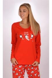 Dámské - dívčí pyžamo dlouhé Tučňáci - Vienetta
