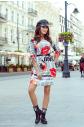 Dámské šaty  281-1 Sophie - NUMOCO