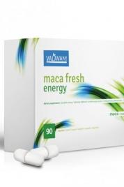 Kapsle pro muže i ženy Maca Fresh Energy 90 kapslí - Valavani