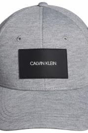 Kšiltovka KU0KU00074-P6S šedá - Calvin Klein