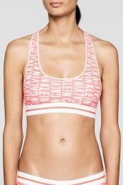 Sportovní podprsenka Bralette Modern Cotton QF1512E - Calvin Klein