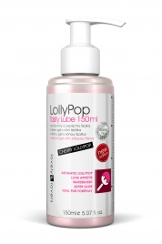 Lubrikační gel LollyPop Tasty Lube 150ml - Lovely Lovers