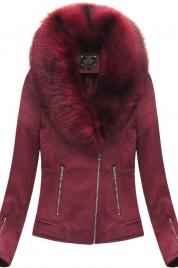 Dámské bunda s kožíškem LD-6502 - LIBLAND