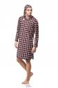 Pánská noční košile 00-15-7397 - Vamp