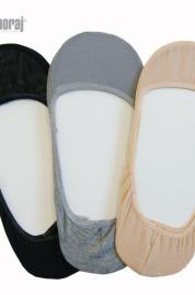 Dámské baleríny 360-001C  3pack - Moraj