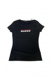 Dámské tričko s krátkým rukávem - O0BA71K8HM0 - JBLK černá - Guess