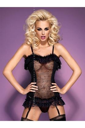 Korzet Ditta corset - Obsessive