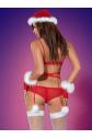 Vánoční kostým Merrily suit - Obsessive