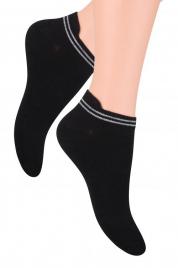 Dámské kotníkové ponožky art.091 - Steven