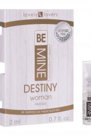 Feromony pro ženy Lovery Lovers BeMine Destiny 2 ml - Valavani