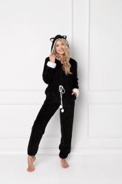 Dámský overal Catwoman černá - Aruelle