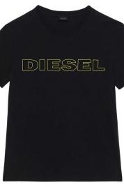 Pánské triko na spaní 00CG46-0DARX-E5191 černá - Diesel