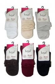Dámské ponožky Rosso Legal