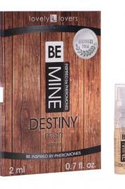 Feromony pro muže Lovery Lovers BeMine Destiny 2 ml - Valavani