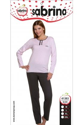 Dámské pyžamo SAB 41383 - Sabrina