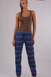 Dámské pyžamové kalhoty Klára 4325 - Vienetta