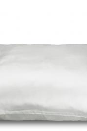 Protivráskové bílé povlečení na polštář - La Decollette