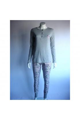 Dámské pyžamo 44805 - Sabrina (cocoon)