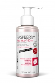 Lubrikační gel Raspberry Tasty Lube 150ml - Lovely Lovers
