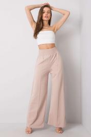 Dámské bavlněné teplákové kalhoty 6407 - RUE PARIS