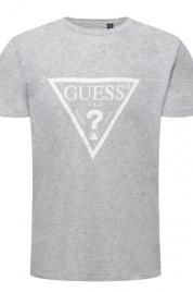 Pánské tričko U94M09JR00A-H905 šedá - Guess