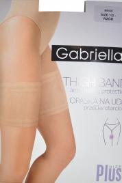 Dámské pásky na stehna 511 vzorované - Gabriella